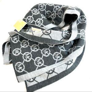 Women Michael Kors NWT monogram scarf